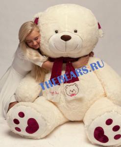 'Большой мишка Валентин 180см'